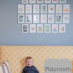 Playroom Wall Art Projects